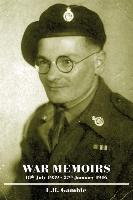 War Memoirs - 18th July 1939-27th January 1946