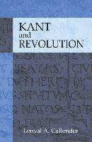 Kant and Revolution