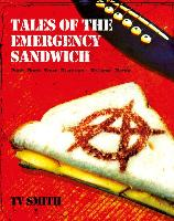 book: Tales of the Emergency Sandwich - Punk Rock Tour Diaries: Volume Three