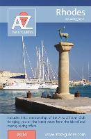 book: A to Z Guide to Rhodes 2014, Including Symi