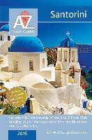 book: A to Z guide to Santorini 2015
