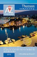 book: A to Z Guide to Thassos 2015, including Kavala and Philippi