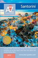 A to Z guide to Santorini 2017