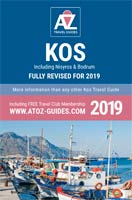 book: A to Z guide to Kos 2019, including Nisyros and Bodrum