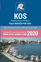 book: A to Z guide to Kos 2020, including Nisyros and Bodrum