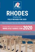 book: A to Z guide to Rhodes 2020, Including Symi