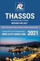 A to Z Guide to Thassos 2021, including Kavala and Philippi